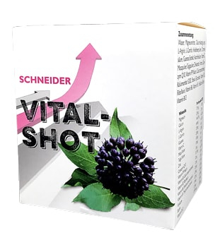 VITAL-SHOT Ampullen 20x25ml