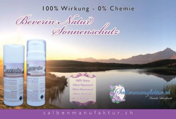 Beverin Natur Sonnencreme 30ml | 150ml